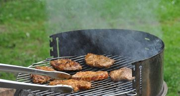 The art of outdoor barbecuing